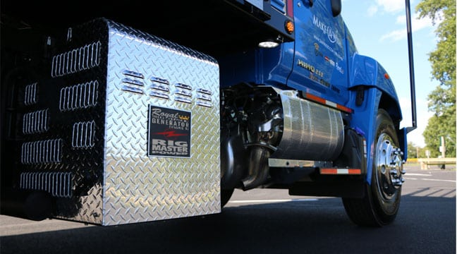 2 Ways a Truck Mounted Generator can Prevent Engine Idling Problems ...